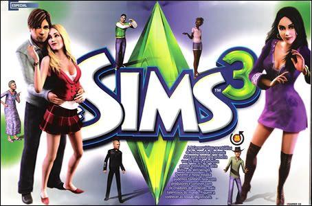Jornal The Sims 3 - Edição 2 Capa000