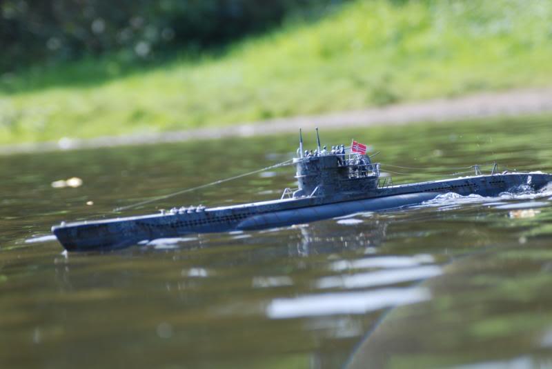 U-Boot Typ VII C/41 Revell 1/72 DSC_0117-1