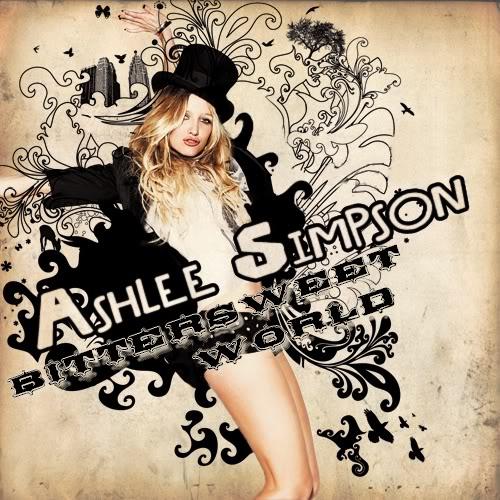 Ashlee Simpson. AshleeSimpsonbittersweetWorld