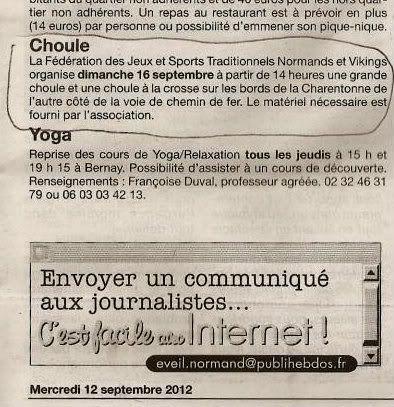 Fédération des jeux Normands. interview du président. - Page 2 EVEILNORMANDCHOULE-1