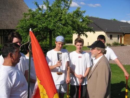 Championnat de Normandie 2011 - Photos. Routot2011-1