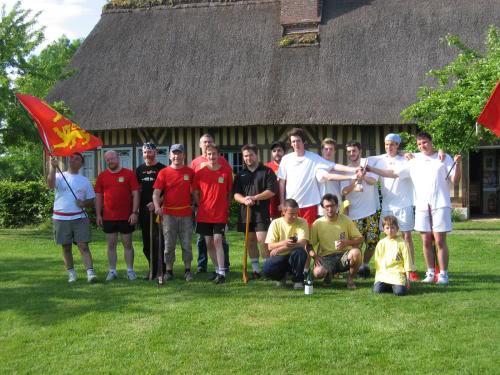 Championnat de Normandie 2011 - Photos. Routot2011-2