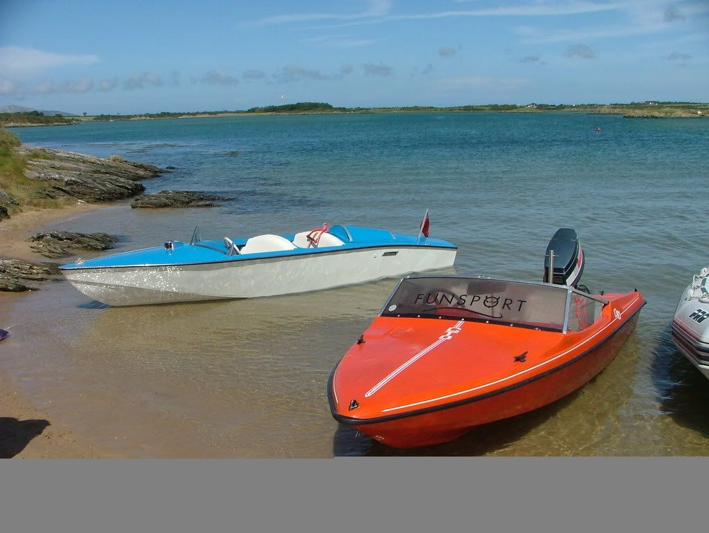 Sold My T4..... Gutted...Got a new Boat... CHUFFED!!! DSCF3553