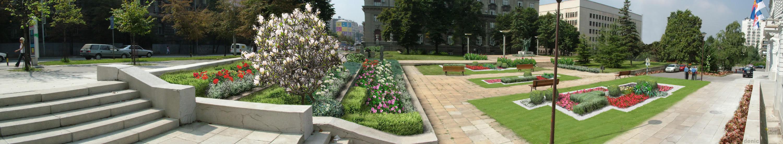 Parkovi i česme Beograda Panorama02
