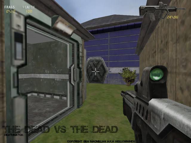 The Dead vs The Dead DVD-SCREEN-2