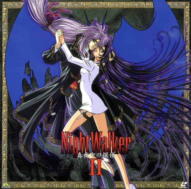 Cuales es tu anime favorito Nightwalker