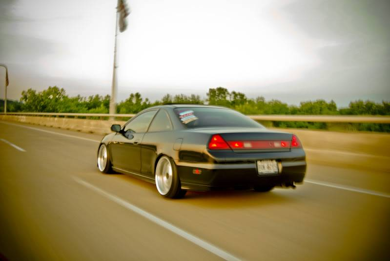4x4 Accord Roller