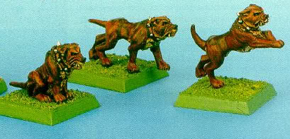 hunter - Witch Hunter warhounds Marauderwarhounds