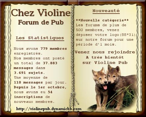 Chez Violine - Forum de Pub - Page 2 Stats201007