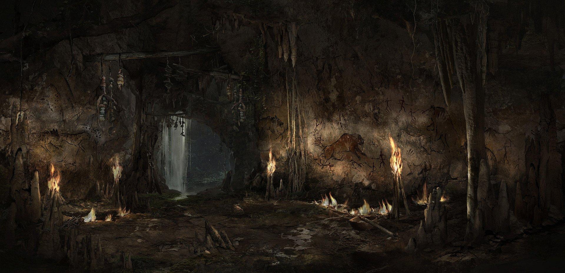 Ubisoft anticipa el anuncio de una aventura de supervivencia en un mundo prehistórico Far_cry_primal-3208376
