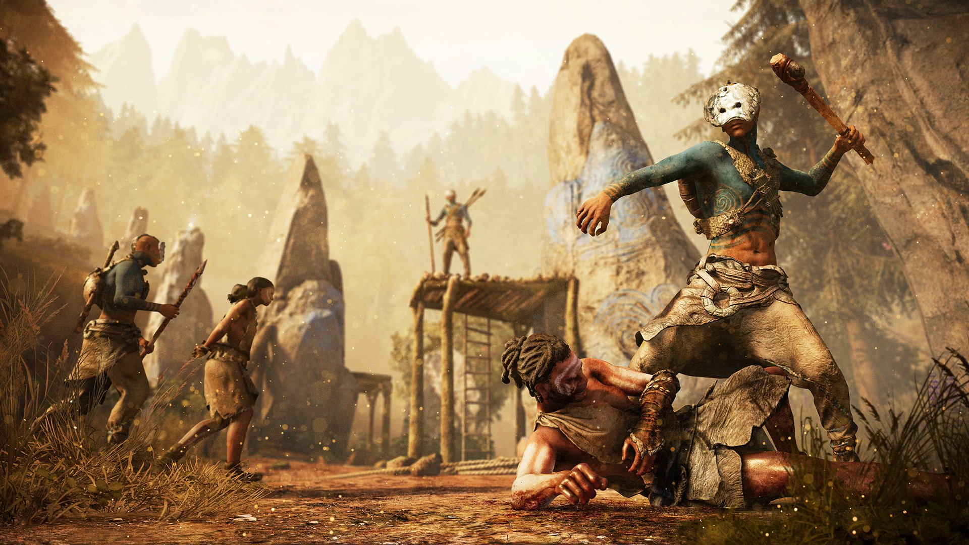 Ubisoft anticipa el anuncio de una aventura de supervivencia en un mundo prehistórico Far_cry_primal-3208158