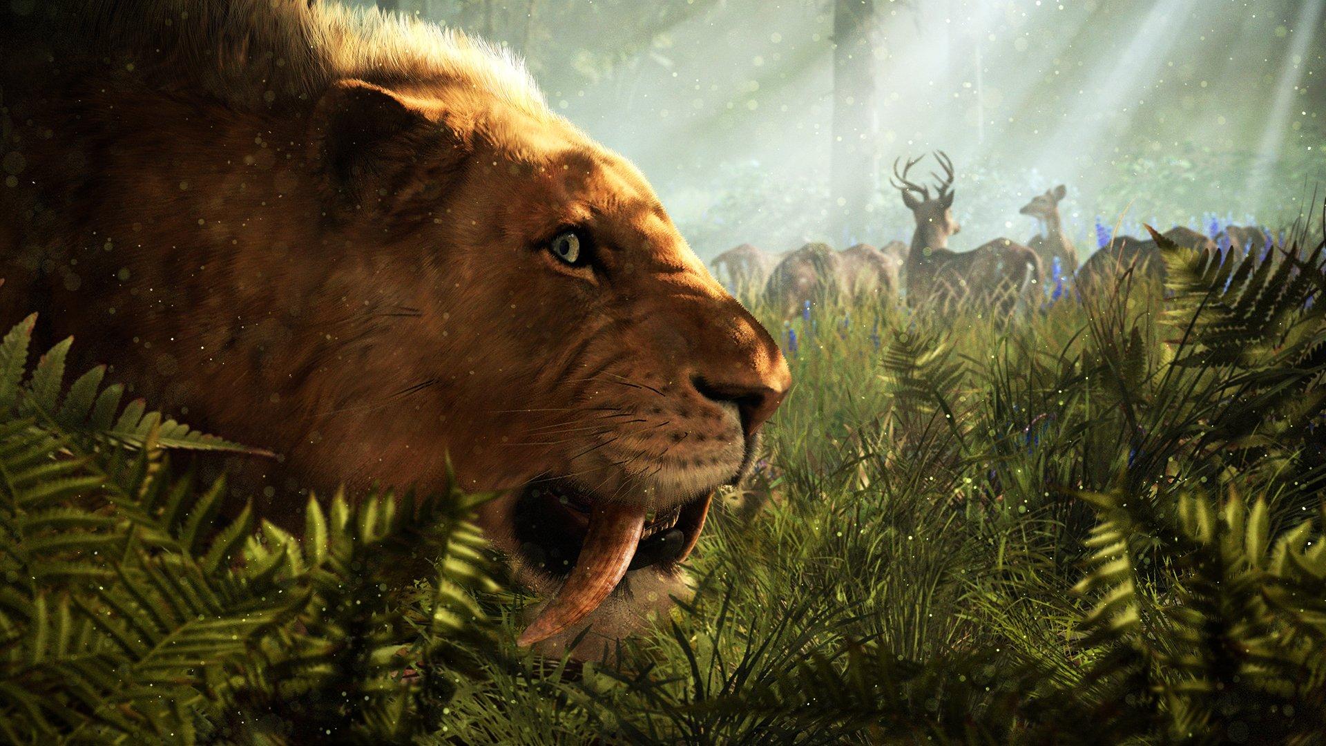 Ubisoft anticipa el anuncio de una aventura de supervivencia en un mundo prehistórico Far_cry_primal-3208162