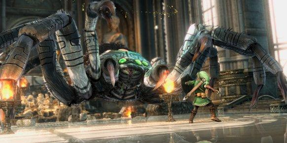 """Nintendo pretende desvelar """"en un futuro cercano"""" el nuevo Zelda para Wii U Zelda_wii_u-2311275"""