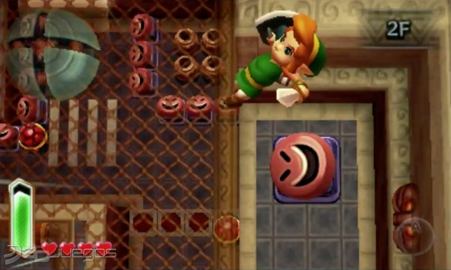 ¡TLOZ: A link to the past II! The_legend_of_zelda_a_link_to_the_past__remake_3ds_-2239883