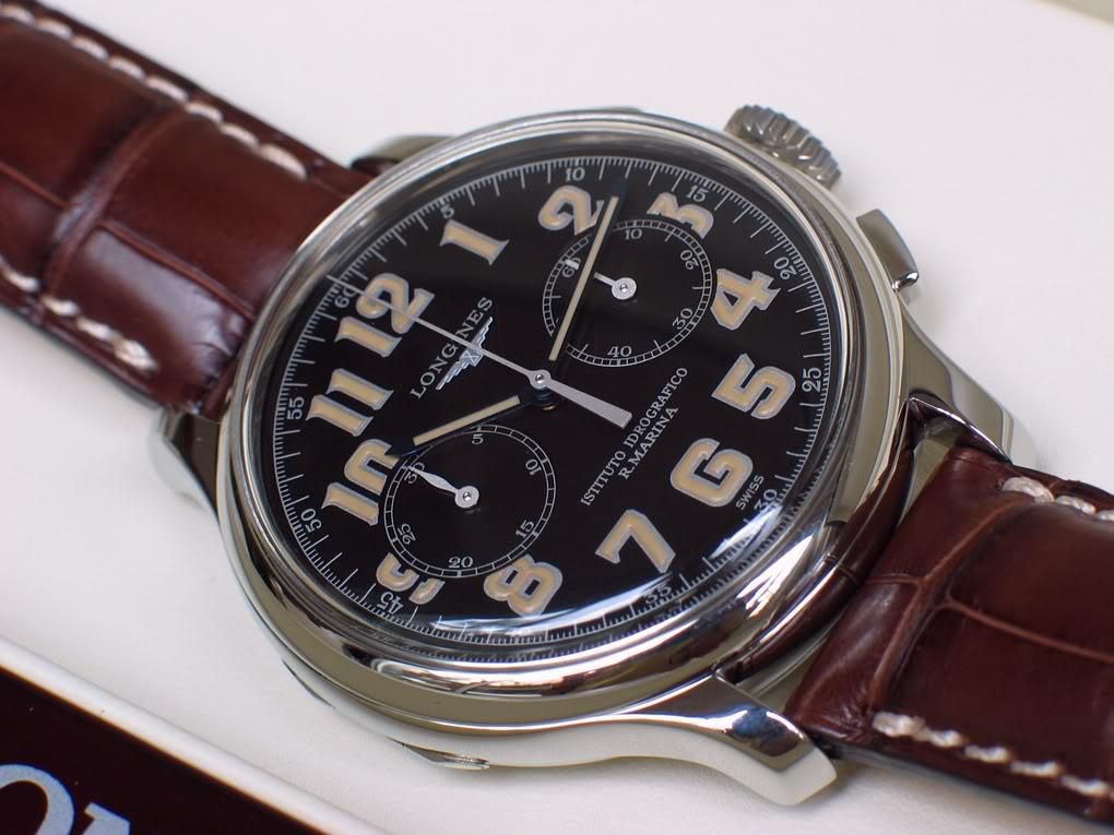 Longines Istituto Idrografico Marina : J'ai décidé de craquer sur cette montre - Page 5 MG_5522