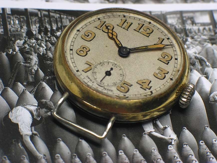 Longines Istituto Idrografico Marina : J'ai décidé de craquer sur cette montre - Page 3 Helbros