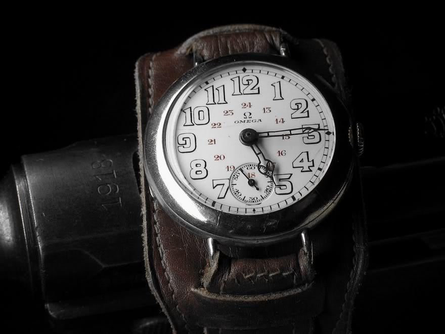 Longines Istituto Idrografico Marina : J'ai décidé de craquer sur cette montre - Page 3 Omegap