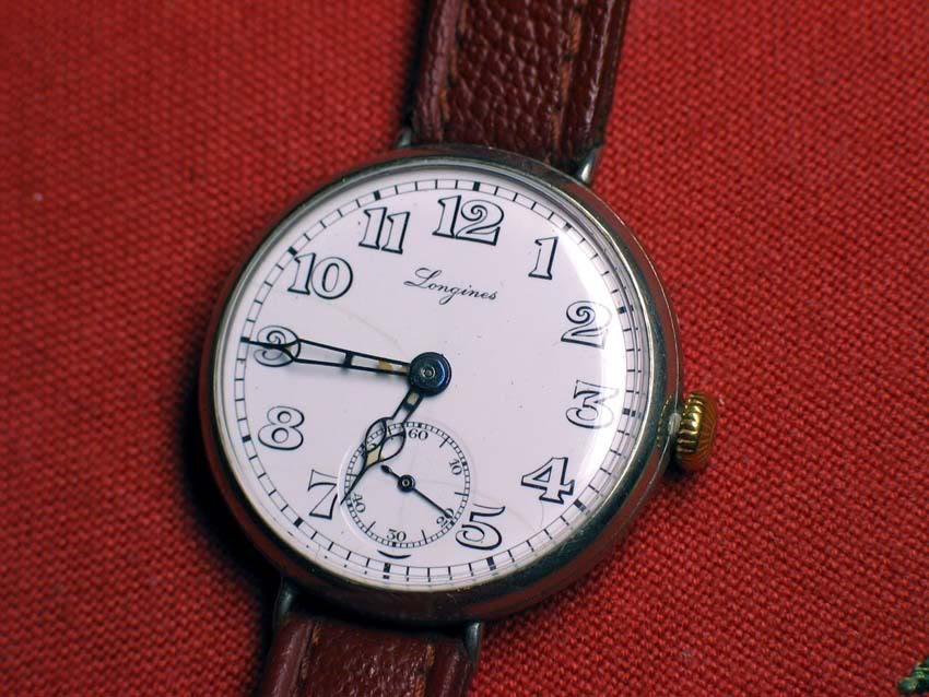 Longines Istituto Idrografico Marina : J'ai décidé de craquer sur cette montre - Page 3 Polilong