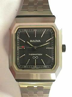 Bulova Thermatron 1982 13af0400