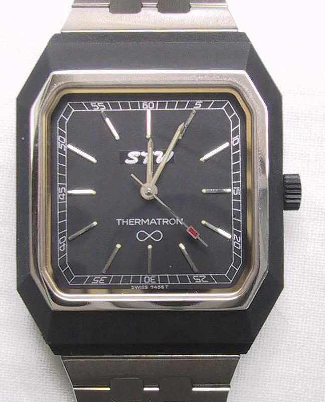 Bulova Thermatron 1982 Thermatron