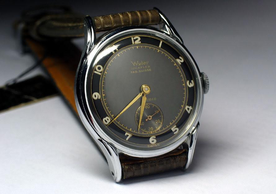 Mido - un feu de montres simples .......? - Page 2 Wyler6