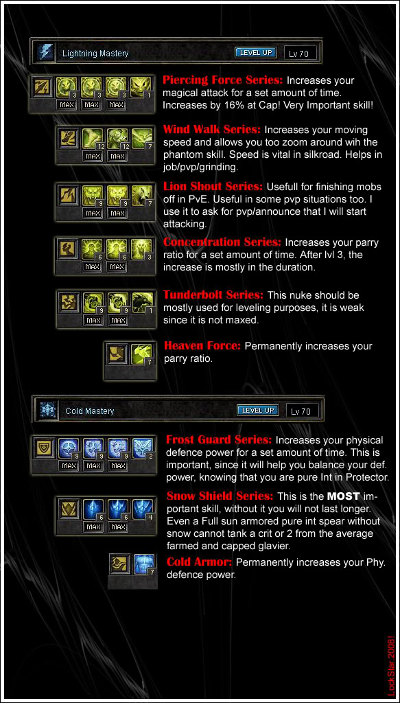 [Guide]The Ultimate Pure INT Spear Page4-1