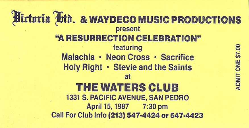 The Waters Club Watersticket
