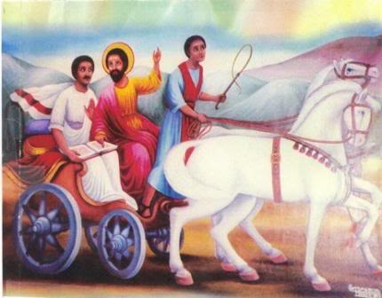 CHRONOLOGIC BIBLE Acts8Eunuch