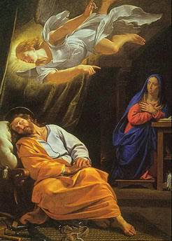 NATIVITY archive from WorldWideChristians msn Angel20Joseph