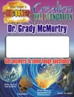 EVOLUTION or CREATION? find out the Truth  DrGradyMcMurtryCreationScientist