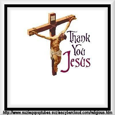 Online Service Message ThankyoujesusoncrossMarsha