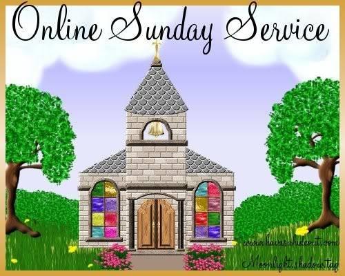 ONLINE MEMORIAL SERVICE Churchonlinesundayservice
