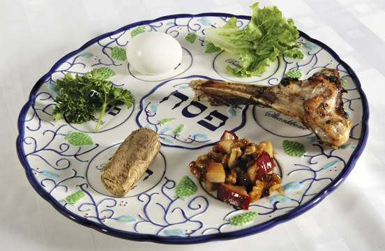 What every Christian needs to know about Passover PassoverPlate-1