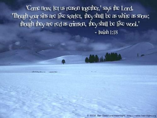 CHRONOLOGIC BIBLE Isaiah1_18