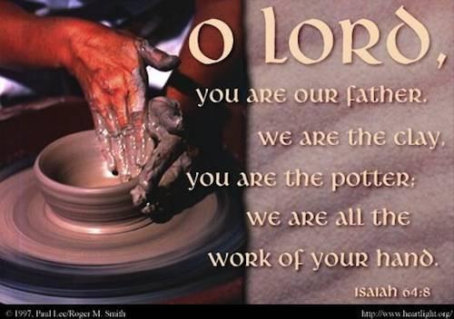 CHRONOLOGIC BIBLE Isaiah64_8