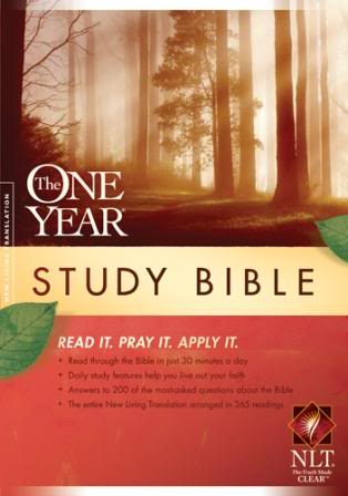 CHRONOLOGIC BIBLE Oneyearstudybible