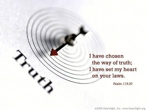 CHRONOLOGIC BIBLE Psalm119_30