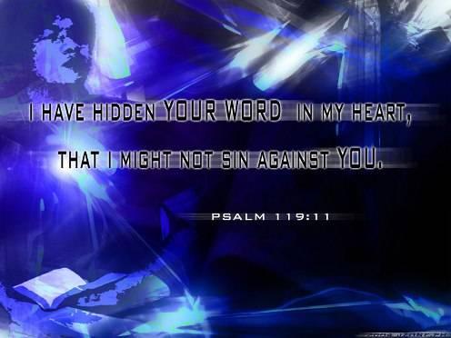 CHRONOLOGIC BIBLE Psalm_119_11