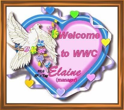 Welcome Say Hi here WelcomeWWC