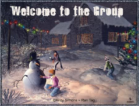 Welcome Visitors and New Members WTTGChristmasrantag