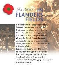 Remembrance Day~11.11.11. InflandersFields