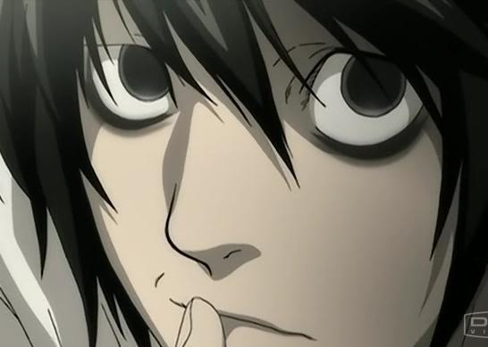 Death Note DeathNoteL3