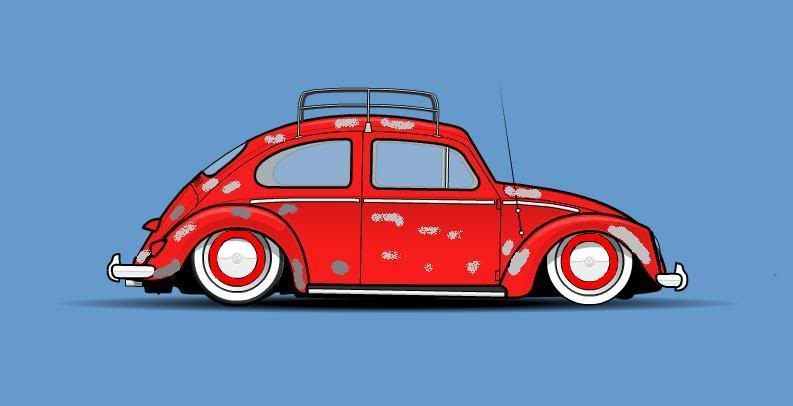 Bella - 1958 Australian Beetle 27eaad6d