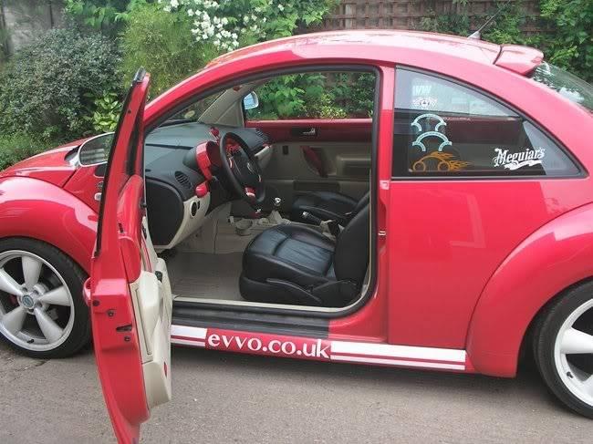Robbie Rocket - New Beetle Cup Car Replica P1010114qw