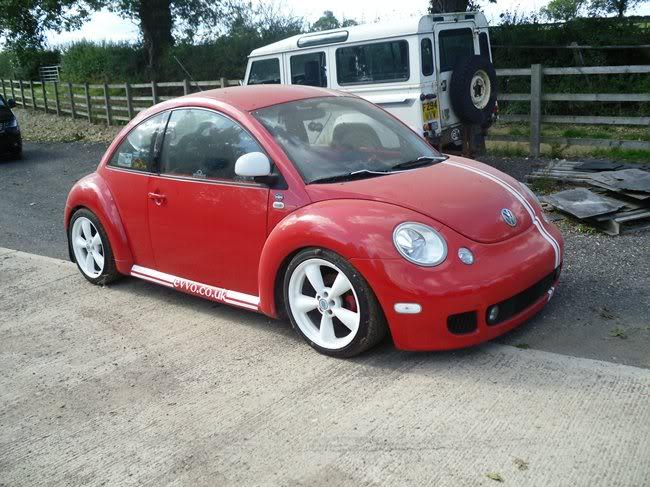 Robbie Rocket - New Beetle Cup Car Replica 150DSCI0071hj