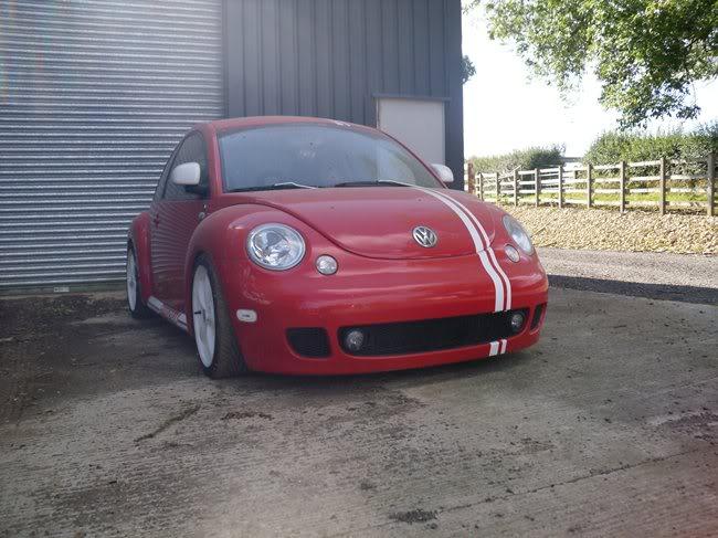 Robbie Rocket - New Beetle Cup Car Replica 150DSCI0077hj