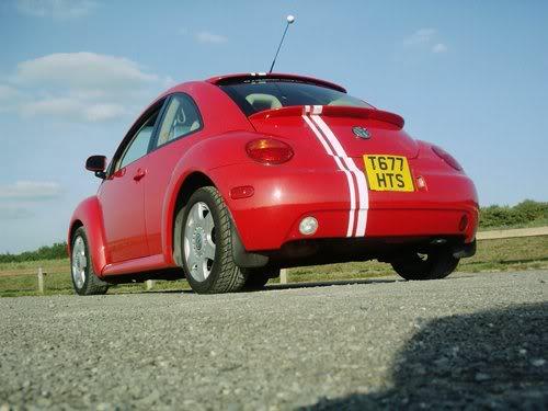 Robbie Rocket - New Beetle Cup Car Replica 318184e7