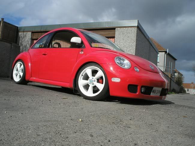 Robbie Rocket - New Beetle Cup Car Replica 3468d010