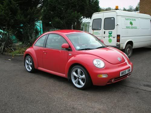 Robbie Rocket - New Beetle Cup Car Replica 5133d01f