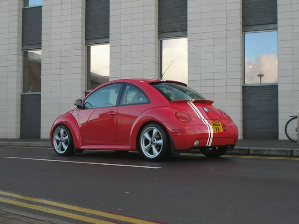Robbie Rocket - New Beetle Cup Car Replica 536f5531